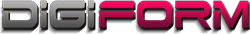 digiform 3d logo